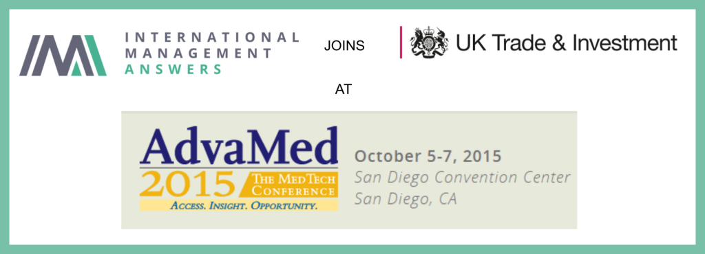 IMA at AdvaMed